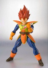 Hot Sale Anime Comic Tamashii Nations S.H Figuarts Dragonball Z Vegeta Animation Colors S DCC Exclusive Action Figure