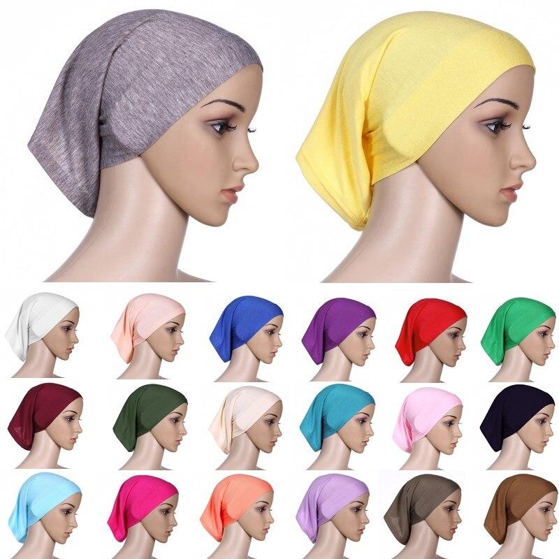 Шапочка под хиджаб своими руками 4