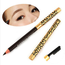 New Good Quality Makeup brushes Blending Eyeshadow Eyeliner Pencil Cosmetic Eye Liner Brush Cosmetic Tool(China)