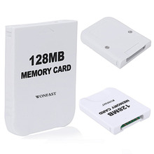 RV77 128MB Memory Card for Nintendo Wii Gamecube NGC Console(China)