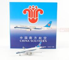 Special offer: Wings XX4610 JC China Southern Airlines B-6588 1:400 A320-200 commercial jetliners plane model hobby