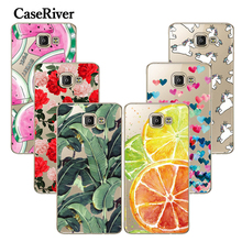 Buy CaseRiver Soft TPU FOR Funda Samsung Galaxy A5 2016 Case Cover A510F A510 Phone Back Protective FOR Capa Samsung A5 2016 Case for $1.12 in AliExpress store