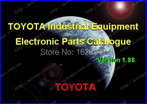 Industrial Equipment v1.98 For Toyota <br><br>Aliexpress