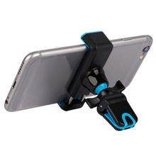 4 colors Car Phone Holder Air Vent Monut GPS Stand 360 Adjustable Mobile Phone Holder For iPhone 5 6 Plus Samsung S6 HTC
