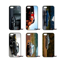 For iPod Touch iPhone 4 4S 5 5S 5C SE 6 6S 7 Plus Samung Galaxy A3 A5 J3 J5 J7 2016 2017 Classic Ford Mustang 1966 Car Case