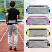 "Fashion Sports Running Fitness Gym Waist Case Bag Pouch for iPhone 4S 5S SE 6 6S 7 Plus Android phones within 5.5"" Universal(China)"