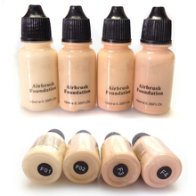 Natural Airbrush Makeup Cosmetics Shadow Liquid for Blush Eyeshadow Makeup Foundation DIY Face Paint Beauty Tool