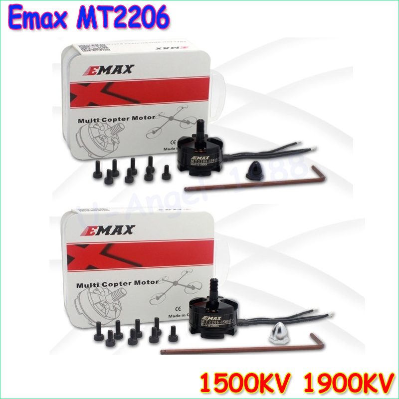 4set/lot Original Emax MT2206 1500KV 1900KV Brushless Motor CW CCW For QAV250 Mini Multirotor Quadcopter Wholesale<br><br>Aliexpress