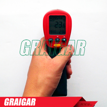 Handheld Infrared Thermometers UNI-T UT303A Industrial  temperature gauge Non-contract Digital IR Thermometer Gun -32 - 650