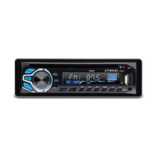 XTRONS Universal 12V One Din In-Dash LCD Screen witn FM/USB/SD/VCD/CD/DVD Car DVD Player(China)