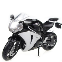 1/12 Scale Diecast Motorbike Model CBR1000RR Toys  Metal Motorcycle Model Toy In Stock