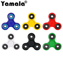 [Yamala] Stres Carki Pop Toys Pattern Hand Spinner Metal Spiner Fidget and ADHD Adults Children Educational Funny Toys Hot Sale