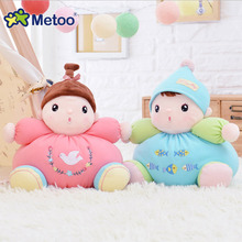 2016 New High Quality 26CM Brand Metoo Angela Rabbit Doll Kawaii Baby Plush Doll for Kids Toys Unique Gifts Wholesale HT100624