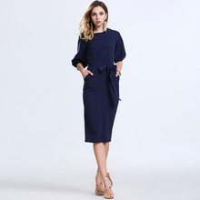 Buy Summer Clothes Women Dresses Casual O-Neck Pencil Dress Womens Sexy Dresses Party Night Club Dress Half Sleeve Maxi for $21.00 in AliExpress store