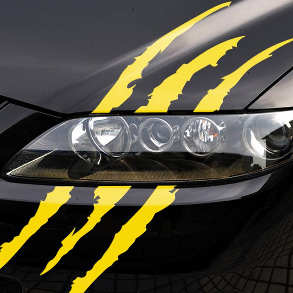 Auto-Styling-Aufkleber Reflektierende wasserdichte Mode Auto-Angelaufkleber Essentielles Zubeh/ör nbvmngjhjlkjlUK Autoaufkleber schwarz