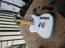 Factory custom shop Newest High Quality White telecaster Electric Guitar in stock Free shipping HOT