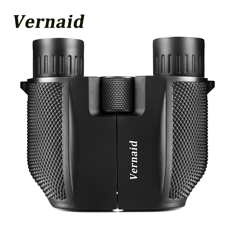 Compact Binoculars night vision 10X25 hunting binocular optic lens telescope waterproof for Travel Concert Outdoor Sports<br>