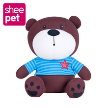 New Plush Toys Teddy Bear Particle Soft Toy Stuffed Bear Valentine Day Birthday Gift(China)