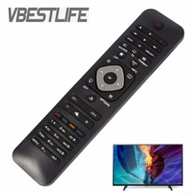 VBESTLIFE Smart Remote Control Replacement for Philips RM-L1128 LCD/LED 3D Smart TV Television Wireless Control Remote Universal(China)