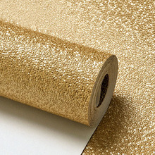 Sandstone 3D Stereo Gold Foil PVC Wallpaper Living Room Sofa TV Background Vinyl Wall Paper Home Decor Wallcovering Silver