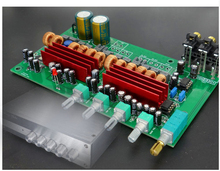 WANBO HIFI AUDIO TDA7498E 6 5.1 channel digital power amplifier Current Board 100W*1 + 50W*5 Joint Debugging Independently adjus