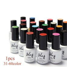 80 Colors Choose Best One Bling Gel Nail Polish Gorgeous Colors UV Gel Nail Polish Long-lastting up to 30 Days(China)