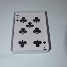 Omni Deck Glass Card Deck, ice bound, magic tricks ,card,Illusion,accessories, gimmicks wholesale(China)