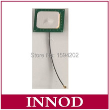 low cost passive short range small ceramics uhf rfid antennna 25*25mm 902-928mhz 865 868mhz with sma/ipex connector(China)