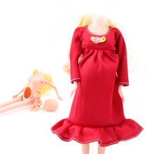Blue Or White Barbie Dolls Pregnant Toys Suit Ken Kelly Clothes Accessories 30cm Doll Clothes And Accessories For Dolls ingbaby