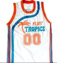SexeMara custom Retro Movie Semi Pro Flint Tropics Throwback custom customized personalized jersey Any name Any number made