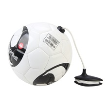 Kids Toy Free Kick Soccer Ball TPU Size 2 Training Football with String SAB50157