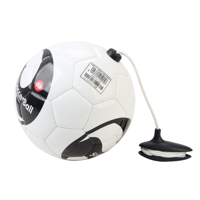 Image Kids Toy Free Kick Soccer Ball TPU Size 2 Training Football with String SAB50157