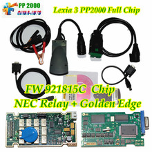 lexia3 PP2000 Diagnostic Tool with Diagbox V7.83 FW 921815C and Orignal Full Chip Full Function Lexia3 PP2000 Lexia 3 Lexia-3