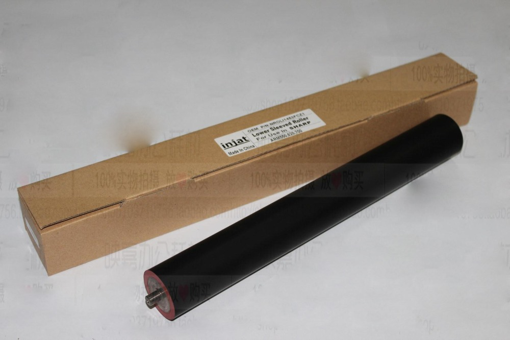 New Fuser Roller Kit NROLI1453FCZ1+NROLT1452FCZ1 For Sharp ARM 550 620 700 MX-M550 620 700 Copier Parts Outlets 1SETS