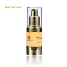 NaturalCure Honey protein emulsion, rich vitamin E, eliminate toxins, make skin white and delicate, natural, reduce wrinkles.