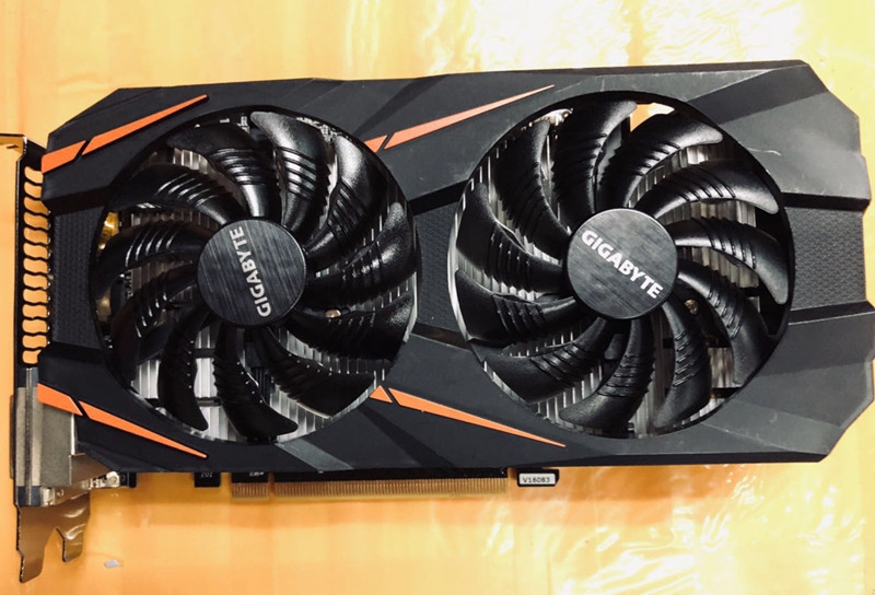 GIGABYTE Graphics-Cards-Map Video-Card OC GDDR5 Nvidia Geforce Gtx 1060 Hdmi 3GB Gtx1060/Oc/Gddr5/192bit title=
