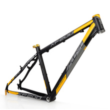 2016 Advanced Mountain AM XF200 Mtb Bike Frame 26*16/17/18 Aluminum 6061 Bicycle Frame mtb Frame Bike Accessory 5 colors