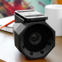 Magic Boom Box Sound Touc Speaker Mini Inductive Mobile Phone Boombox Speakers PC Music Subwoofer Loudspeaker