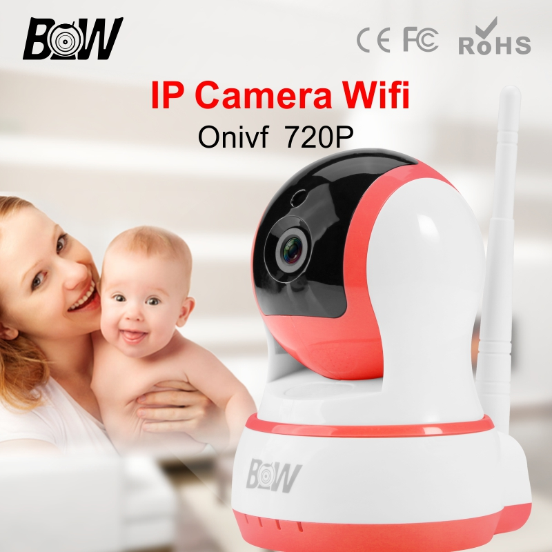 Hot Selling Baby Monitor P2P Ip Camera Wireless With Alarm Security Indoor Baby Monitoring Equipment CCTV Camera Wifi BW-IPC013P<br><br>Aliexpress