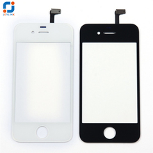 Joylink Front Lens Protector Digitizer Touch Screen Glass for iPhone 4S 5 5S 5C 5g 6 6S plus Replacement,Not with Tool, Not LCD(China)