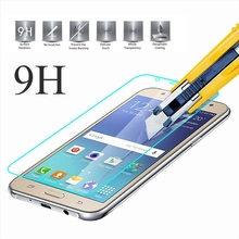 Tempered glass 2.5D For Samsung Galaxy A3 A5 2016 J5 J7  j3 S4 S5 S6 film 9H Real Premium Screen Protector Toughened Protective