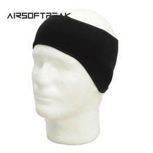 Outdoor Warm Fleece Cap Climbing Hiking Scarves Cycling Skiing Fishing Earmuffs Windproof Bandana Headband Head Wraps Headwear(China)