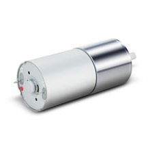 24V DC Motor 10RPM Micro Gear Motor Box 25mm Diameter Speed Reduction Electric Gearbox Central Output Shaft High Torque