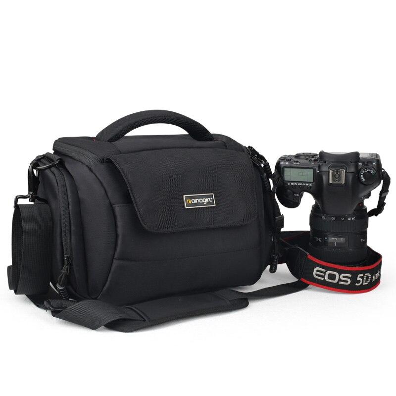 2014 hot sale AINO GIRL A1042 Slr one shoulder  camera bag fashion digital bag cross-body<br><br>Aliexpress