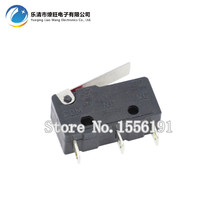 10PCS Limit Switch, 3 Pin N/O N/C High quality All New 5A 250VAC KW11-3Z Micro Switch Factory direct sale(China)