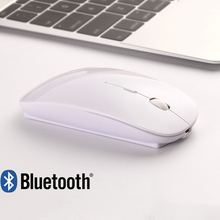 New Bluetooth 4.0 Mouse for Microsoft Surface Pro 3 Pro 4 Rechargeable Mice Optical 1600 DPI Bluetooth 3.0 Silent Mouse