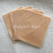 Tattoo Practice Skin Sheet 5pcs/Lot Blank Plain for Tattoo Needle Machine Supply Kit 20 x 15cm - pmu microblading STPS01-5(China)