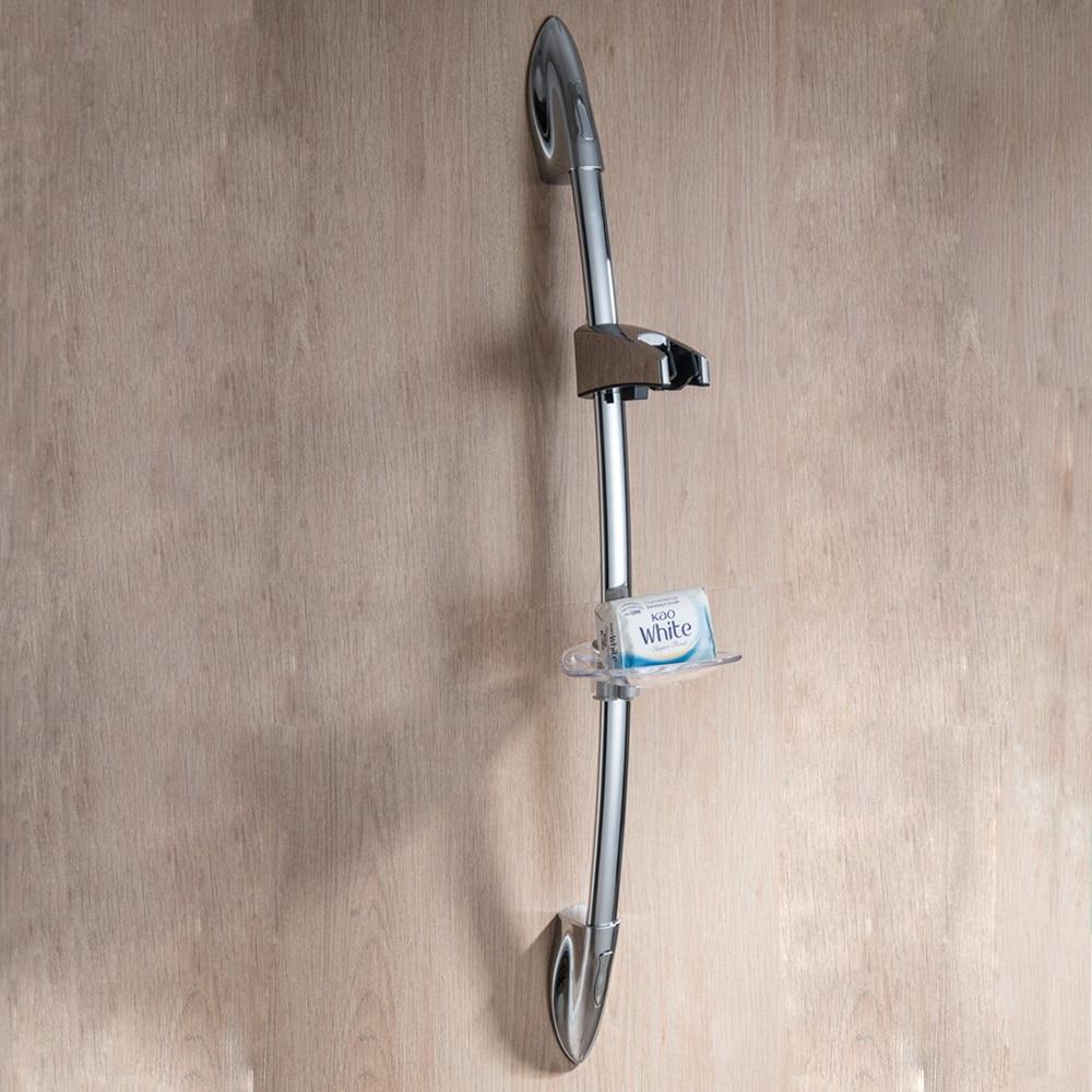 Shower Sliding Bar Shower head Slide Bars extension Bathroom Rail slider holder Adjustable sliding bar Adjust height Doodii9_