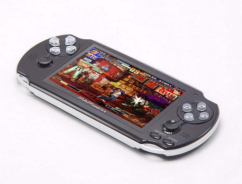 HTB1g.K3bgb.PuJjSZFpq6zuFpXaA - 4.3'' Video Game Console 64Bit Handheld Game Console Built-in 1300/650 games for GBA/CPS/NEOGEO/SNES/SMD/FC/GBC/SMS/GG mp5