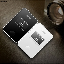 mosunx Hifi Mini USB MP3 Music Media Player LCD Screen Support 16GB Micro SD TF Card Without Earphone Speaker